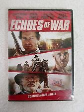 ECHOES OF WAR (DVD, 2015) Civil War ACTION DRAMA Widescreen Sealed NEW DC34