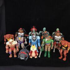 Thundercats Figures - Bundle Of 14 Vintage LJN Toys