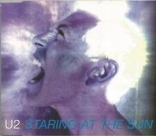U2 - Staring At The Sun 1997 CD single