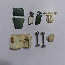 Lot of parts for Corgi Ghia No. 241