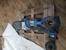 New listing VIKING GEAR PUMP, LQ 224A, JACKETED, 10 HP Baldor M3714T motor.