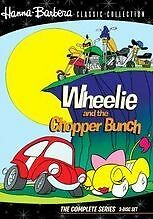 WHEELIE & THE CHOPPER BUNCH (3PC) Region Free DVD - Sealed