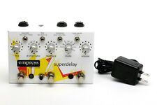 empress effects superdelay Guitar Effect Pedal Made in Canada