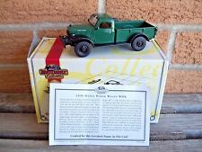 MATCHBOX 1946 DODGE POWER WAGON WDX PICKUP TRUCK, 1:43 DIE-CAST, MIB WITH COA