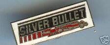 Coors Silver Bullet Indy Car Pin  Rare!
