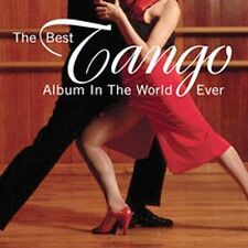 The Best Tango Album in the World, Ever! by Various Artists (CD, Apr-2003, 2...