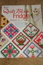 Plastic Canvas: Quilt Block Fridgie Magnet - Annie's
