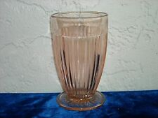 Queen Mary Footed Tumbler  Pink