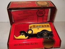 Matchbox Edición Especial Y-16 1923 scania-vabis autobús postal Diecast 1:49 escala.