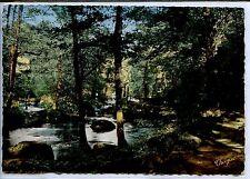 CP 87 HAUTE-VIENNE - Saint-Junien - La Glane au parc de Corot