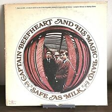 Safe As Milk by Captain Beefheart 1970 Vinyl Buddah Records Taj Mahal