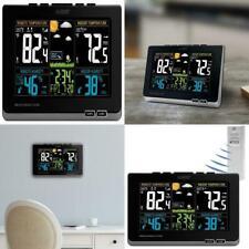 La Crosse Technology Black 308-1414B Wireless Color Weather Station & Alerts