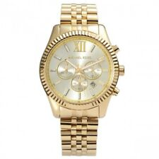 Michael Kors MK8281 Lexington Gold Stainless Steel Chronograph Men's Watch