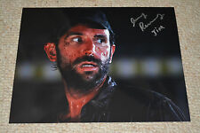ANDREW ROTHENBERG signed  Autogramm 20x25 cm In Person THE WALKING DEAD Jim