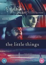 The Little Things (DVD) Denzel Washington, Rami Malek, Jared Leto, Chris Bauer