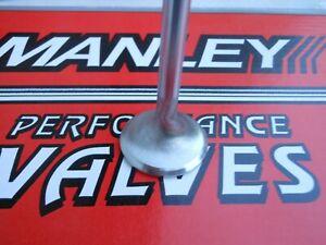 4.6 FORD NEW MANLEY EXH VALVES MUSTANG SVT COBRA TERMINATOR NHRA 3 VALVE 4 VALVE