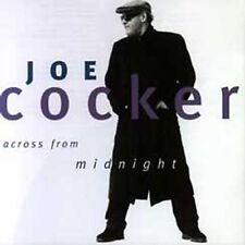 CD - nuovo incelofanato Across from Midnight Import Joe Cocker  Audio CD