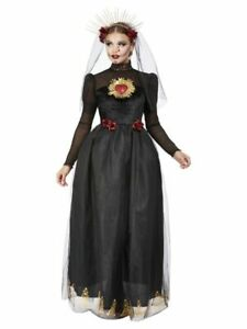 Day Of The Dead Sacred Heart Bride Adult Costume Smiffys
