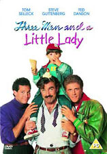 DVD:THREE MEN AND A LITTLE LADY - NEW Region 2 UK