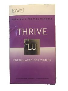 Le-Vel THRIVE W - Women's Lifestyle Capsule for Women 30 Packets 60 Capsules