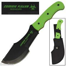 The Hunted Biohazard Zombie Killer Tracker T-3 Knife Survival Bowie Machete