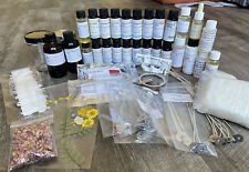 Lot Of Candle Science Fragrance Oils Candle Making Soap Room Sprays Wicks, Wax,