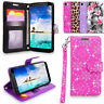 For Google Pixel 3 PU Leather ID Card Slot Wallet Magnetic Flip Stand Case Cover