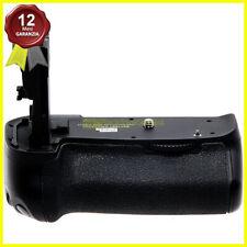 Impugnatura verticale per fotocamera Canon EOS 60D. Battery grip come BG-E9