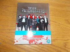 SEVEN PSYCHOPATHS DVD BLU-RAY BRAND NEW