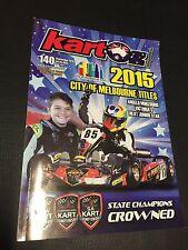 Go Kart - Kart OZ Magazines September 2015