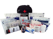Blood Stoppage Kit EMT Pouch, Emergency Medical Trauma Tourniquet Quikclot Celox