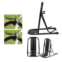Bike Front Carrier Rack, Mountain Bike Bicycle Front Rack Carrier Luggage Shelf