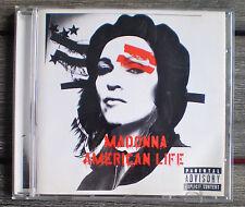 MUSIQUE CD  Album * MADONNA - AMERICAN LIFE  * !!