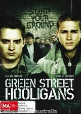 Green Street HOOLIGANS DVD BRAND NEW SEALED TOP 1000 MOVIES FOOTBALL LONDON R4