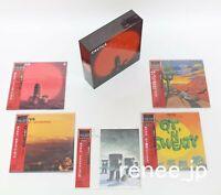 2006 CACTUS / JAPAN Mini LP CD x 5 titles + PROMO BOX Set!!
