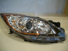 MAZDA 3 10 11 12 13 HEADLIGHT OEM ORIGINAL HALOGEN FACTORY RH