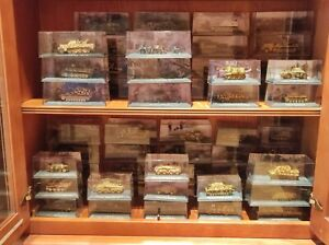 Panzer Collection Altaya 1:72, 60 vehicles + 5 gifts. COMPLETE!!!!