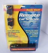 Design Tech Ready Start Remote Car Starter Model 24727 Keyless Entry NIB
