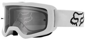 Fox Main Stray Goggles White