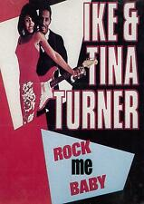 IKE & TINA TURNER - ROCK ME BABY  CD POP