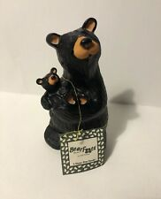 "Bearfoots ""Sher Bear"" By Montana Artist Jeff Fleming Big Sky Carvers Bear Foots"
