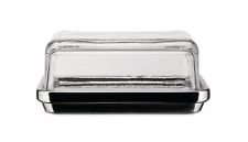 More details for alessi butter dish es03 free delivery