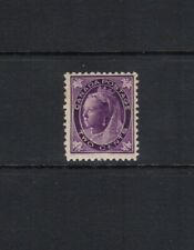 CANADA - 1897 TWO CENT QUEEN VICTORIA LEAF ISSUE - SCOTT 68 - MNH