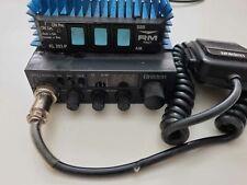 UNIDEN PRO SERIES 520XL + RM ITALY KL 203-P CB Mobile Radio + Handset Microphone