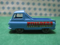 Vintage Matchbox regular wheels - MORRIS  J2  Pick-up  - Lesney Moko  n°60