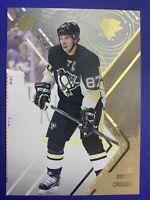2015-16 Upper Deck SPX Hockey #7 Sidney Crosby Pittsburgh Penguins