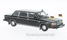 Volvo 264 TE Staatslimousine DDR 1978 - schwarz - 1:43 NEO 47180