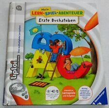 TIPTOI  ; Lern-Spiel-Abenteuer ; Erste Buchstaben
