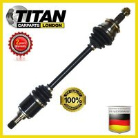 For BMWMini Cooper R50 R53 1.6 85Kw One 1.6 66Kw Driveshaft Left Side Near Side