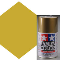 Tamiya TS-21 Gold Lacquer Spray Paint 3 oz